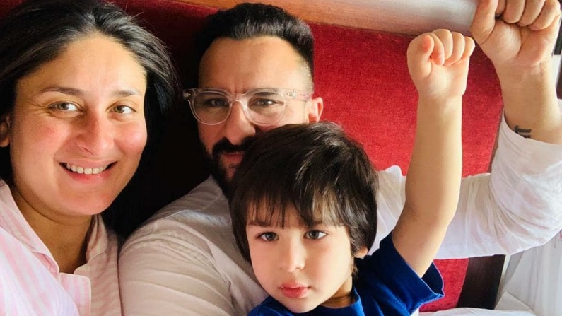 Kareena Kapoor explained to son Taimur about the Corona vaccine via Tom and Jerry, shared a funny video
