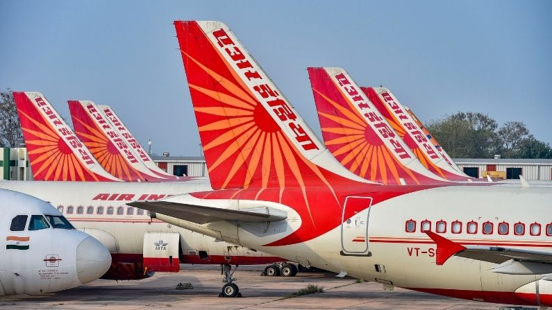 Air India bowed against pilots' threat, all employees will be vaccinated by the end of May | Air India bowed against pilots threat all employees will be vaccinated by the end of May