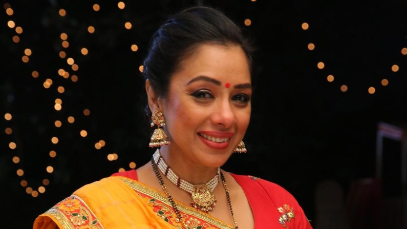 Two special guests who came to meet Rupali Ganguly on the new set of Anupama, the actress was not happy with her whereabouts