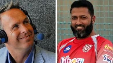 Photo of Wasim Jaffer stopped speaking of Michael Vaughan