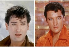 Photo of Shammi Kapoor was called the Elvis Presley of Bollywood, the actor and American singer looked exactly alike