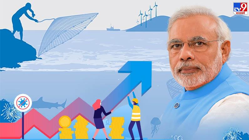 समंदर से कमाई में क्या चीन पर लग पाएगा भारत का पंच? समझिए क्या है सफलता की ब्लू इकोनॉमी