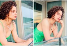 Photo of Kangana Ranaut's troubles are increasing in Mumbai, away from all these worries, the actress showed her glamorous avatar abroad