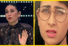 Photo of Karisma Kapoor went to the theater wearing a burqa for this special reason, revealed on the stage of Super Dancer Chapter 4