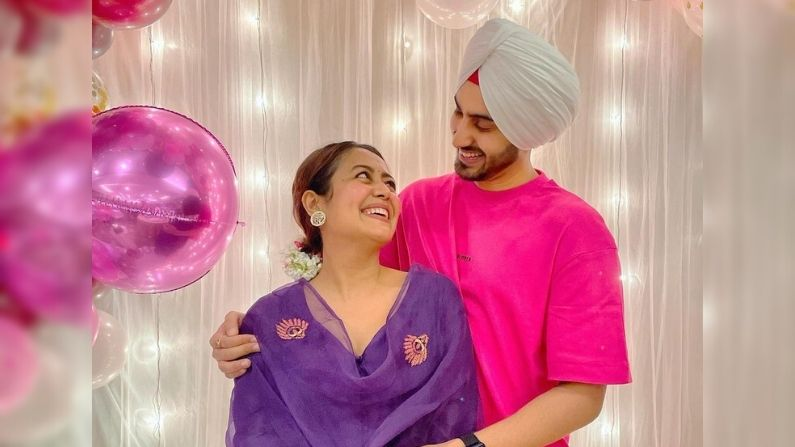 Neha Kakkar celebrated Eid with husband Rohanpreet amid pregnancy speculations, fans asked - when will you get 'Good News'