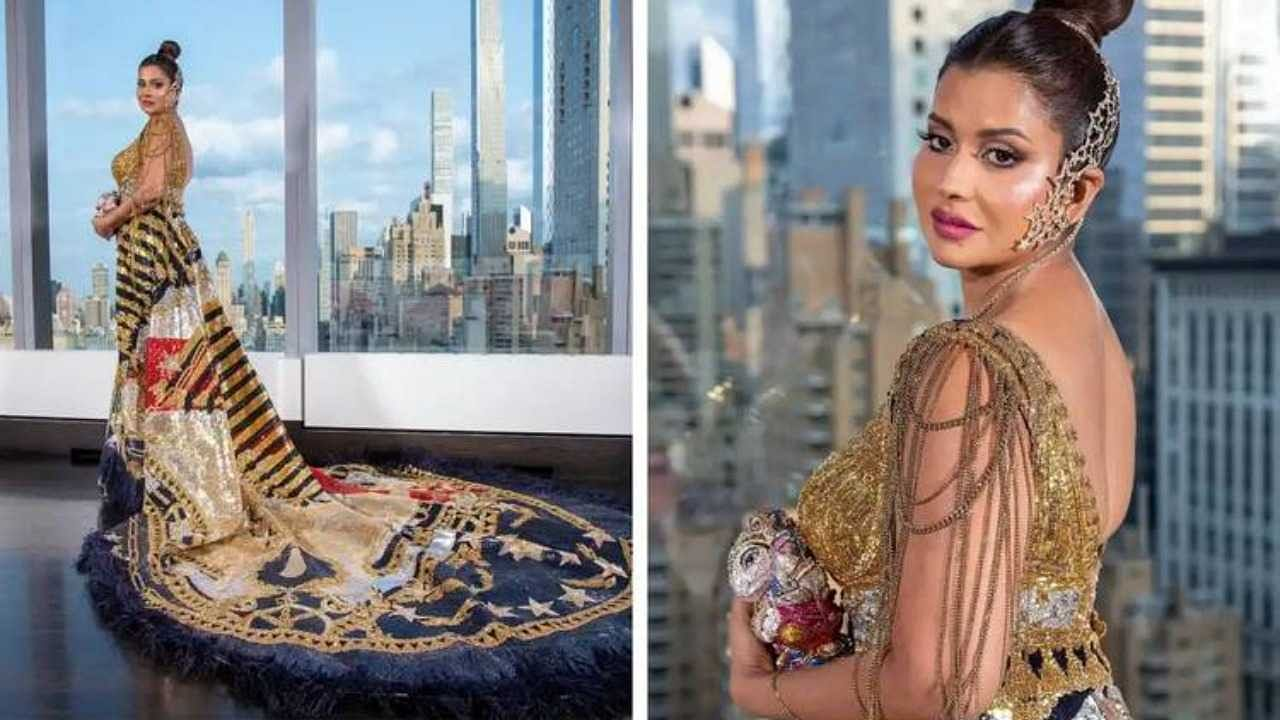 Hyderabad's Sudha Reddy stuns at Met Gala, see exclusive photos