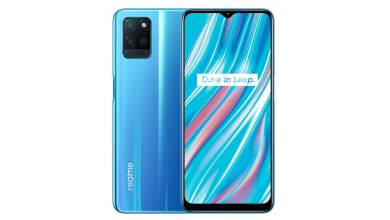 Photo of Realme V11s phone will come with 5,000mAh battery and 128GB storage!