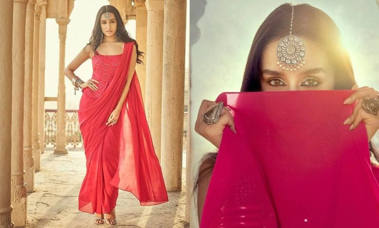 Photo of Shraddha Kapoor stunned everyone with her desi avatar, fans said – beauty queen