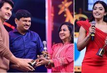 Photo of Siima Awards 2021 Winners List: Mahesh Babu got the Best Actor Award, read the full list of winners