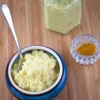 Ginger and Garlic Paste ~ Homemade