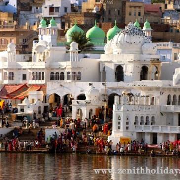 Prepara tu viaje vuela hacia India en noviembre