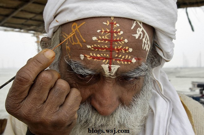 Cómo es India en Navidad