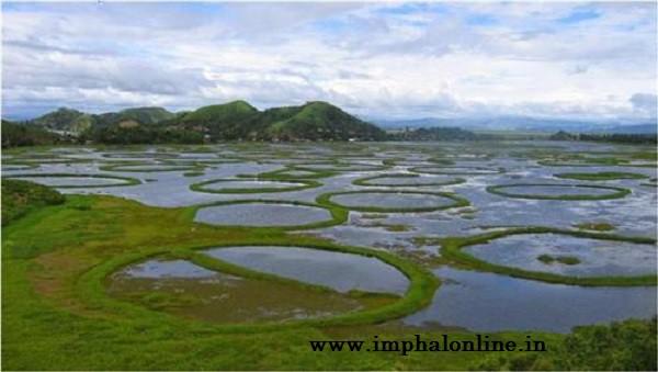 Un paseo por el lago flotante Loktak en Manipur -India