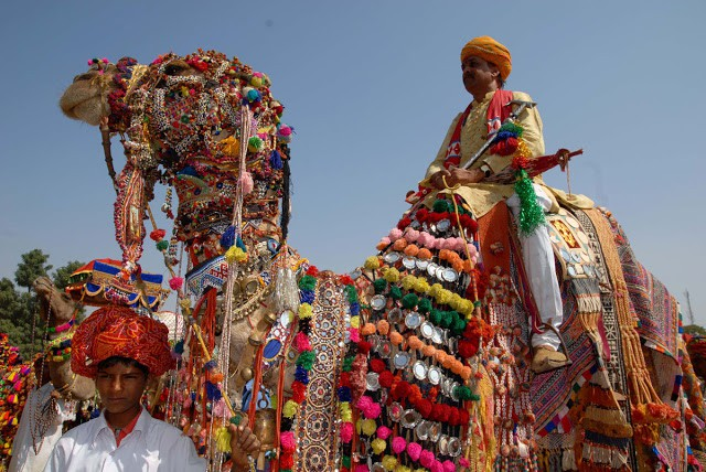 ·San Valentín en Jaisalmer – India·