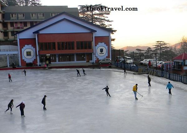 """""""Disfruta del invierno en Shimla –India"""""""