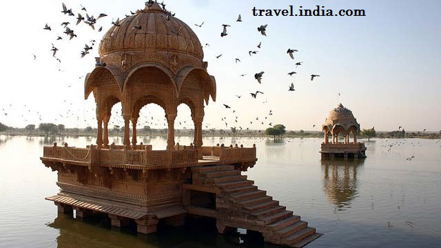 San Valentín en Jaisalmer – India