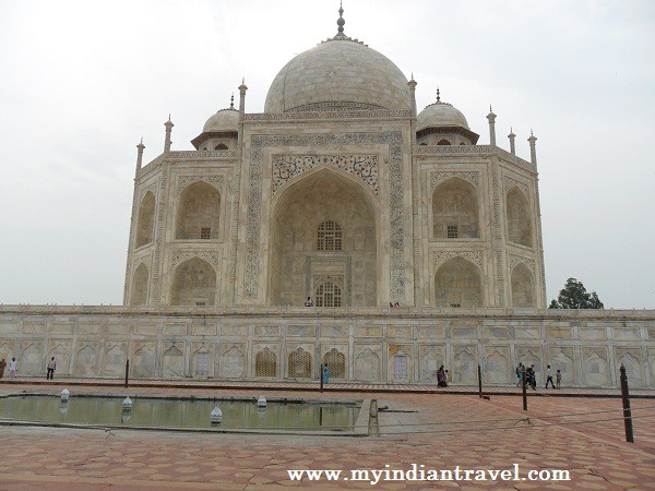"""""""De Mumbai al Taj Mahal"""""""