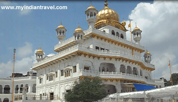 """Visita Golden Temple en Amritsar """