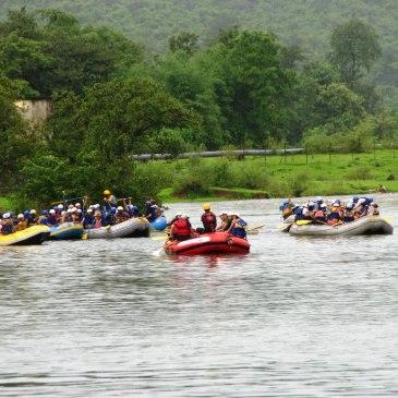 «Ganges, el río divino» ideal para hacer rafting