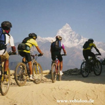 Tips para una ruta en bici por el Himalaya