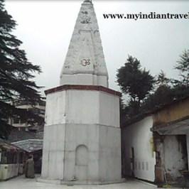 """""""Templo Bhagsu Nag, para perderse en medio de la naturaleza"""""""