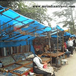"""De mercadillo por Dharamsala"""