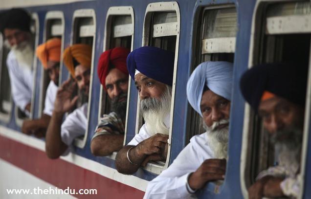 """""""El uso del Turbante en los Sikhs"""""""