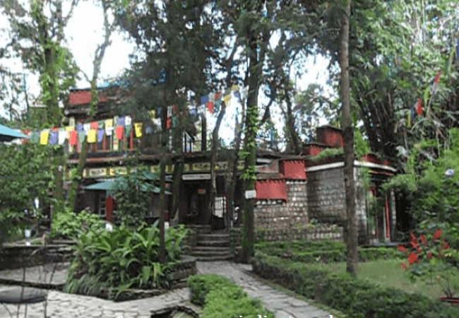 """Dharamshala, Norbulingka Institute, un trocito del Tíbet"""