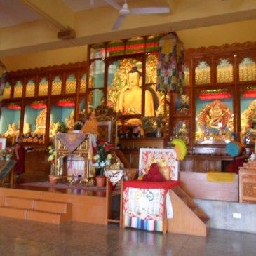 Si vas a Dharamshala, no te pierdas Norbulingka Institute