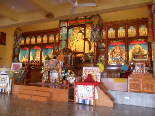 """Si vas a Dharamshala, no te pierdas Norbulingka Institute"""
