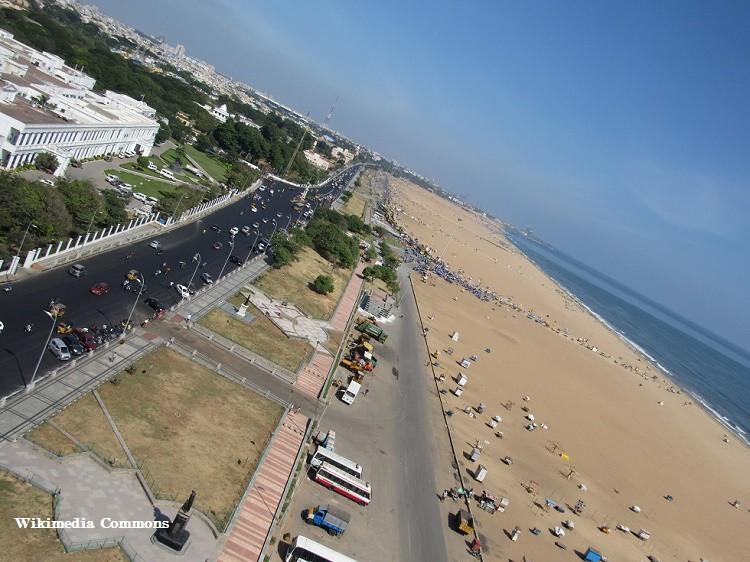 """Hoy Chennai, Antes Madrás ¡Tanto por ver!"""
