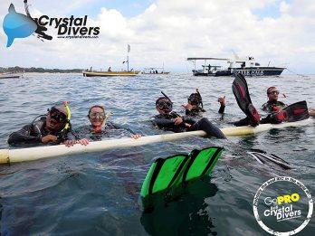 Open water skills