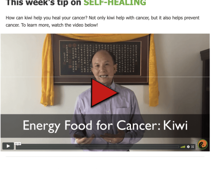 Prevent Cancer With Kiwi