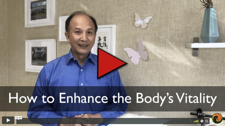 How To Enhance Body Vitality