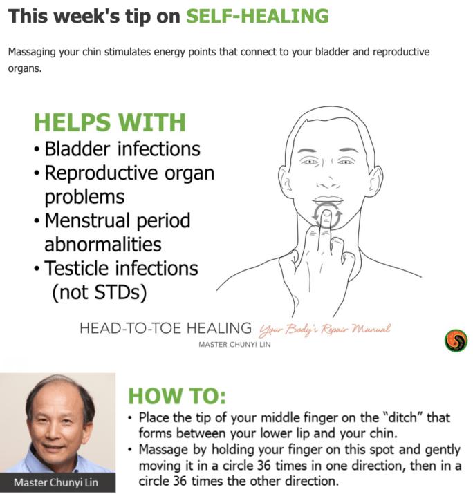 Bladder and Reproductive Organs Healing
