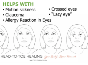 Self-Healing Technique that Promotes Healthy Eyes