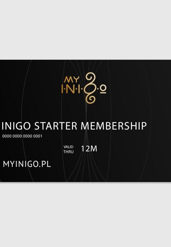Inigo Starter Membership