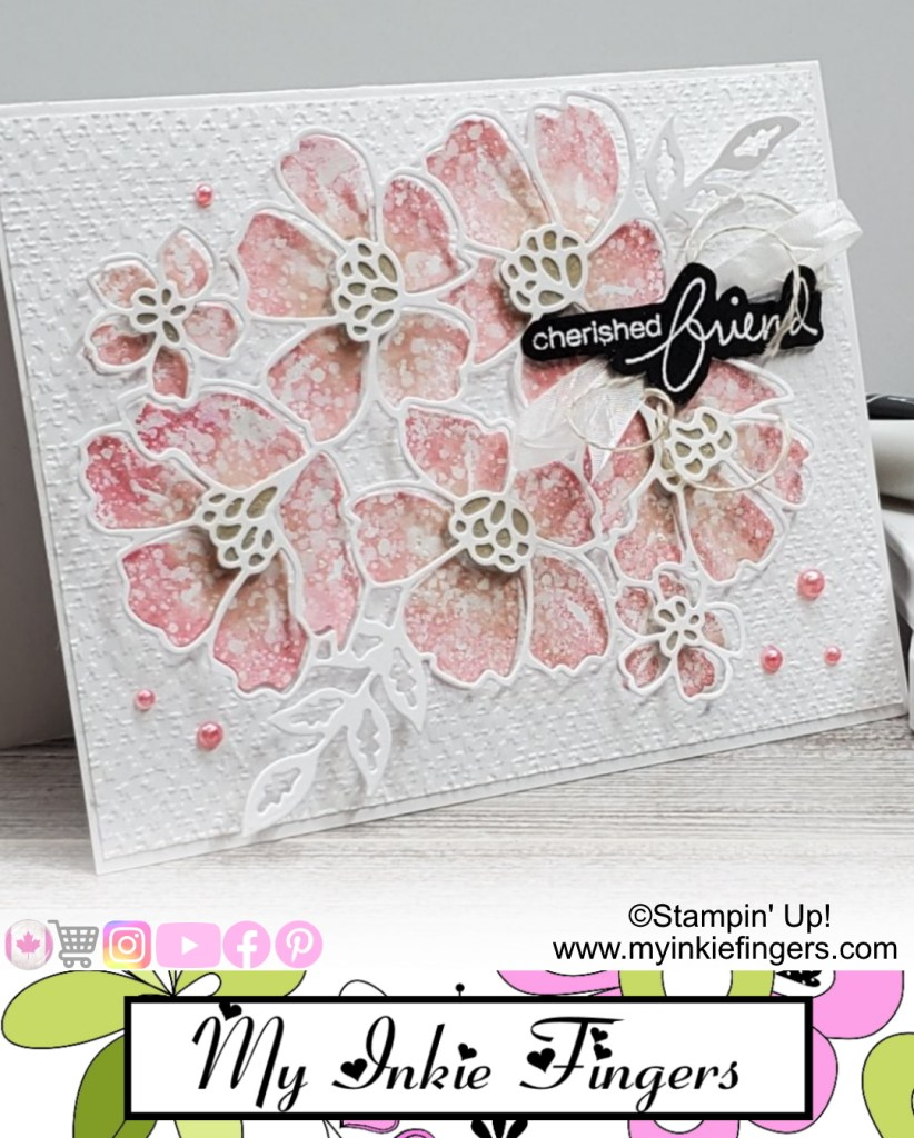 Blossoms in Bloom Card - Stampin' Up!