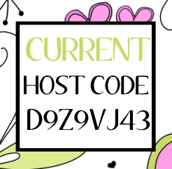 My Inkie Fingers April 2021 Host Code