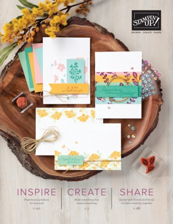 2020–2021 Stampin' Up! Annual Catalog