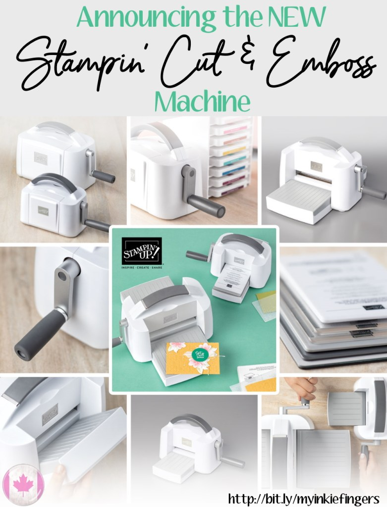 Stampin' Up! Stampin' Cut & Emboss Machine