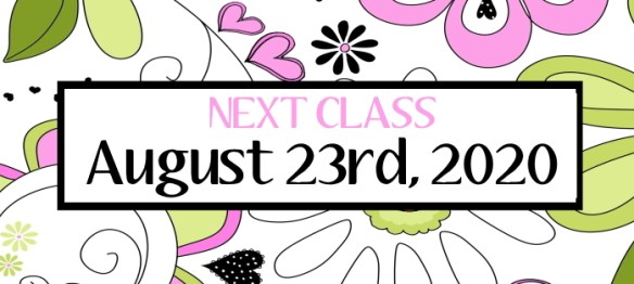 Stampin Up Online Card Making Classes - Next Class