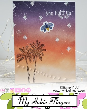 July 2020 Paper Pumpkin How to make and mail postcards + Template