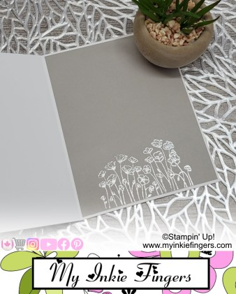 Take your card design to the next level - One Card 3 Ways - 3 Cards from one Design - Stampin Up (Inside)