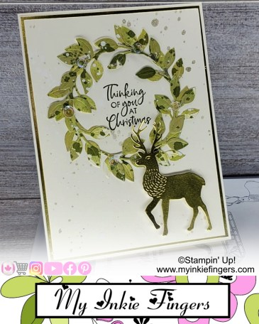 Seniors Home Christmas Cards Stampin Up Christmas Cards 2020