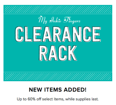 Stampin Up Clearance Rack 2021