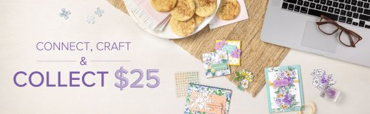 Stampin Up Connect Craft Collect