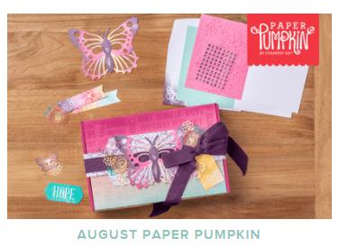 August 2021 Paper Pumpkin Sneak Peek