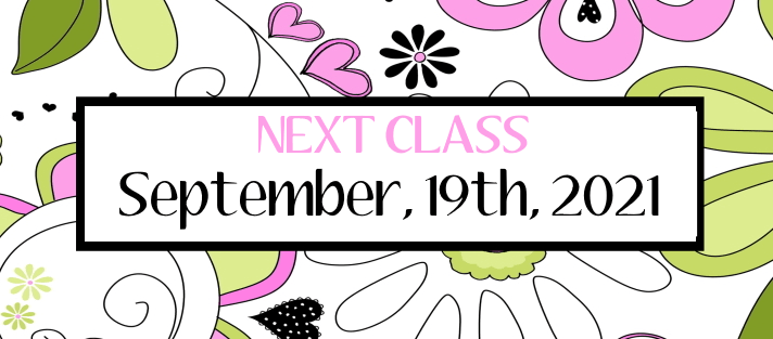Halloween Treat Bags and Card Live Class September 2021 My Inkie Fingers Class