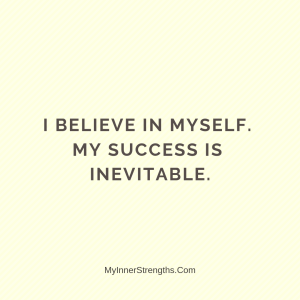 %name Affirmations for business owners 12 | My Inner Strengths